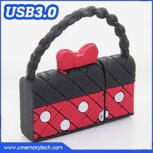 Lady bag shaped special pen drive 8gb pen drive cheap 8gb usb flash drive sale