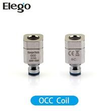 Kanger Subtank OCC 0.15ohm NI200 kanger Subtank Kanger Ni200 OCC coil, Subtank Mini Bell Cap