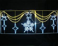 Factory wholesale fancy motif light popular christmas motif street pole light turkish goods