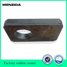 3d metal box case works laser cut 10mm steel piece