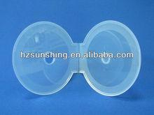 Mini Plastic Egg Shell CD Case For 8cm CD-R