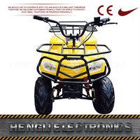 Hot selling brand new atv quad 4x4