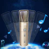 MENGSHENG AK - 47 the special condenser microphone for sing or phone