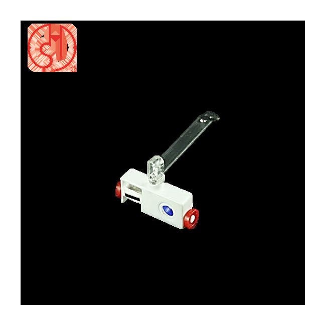 Venta caliente componente vertical ciego portador espaciador