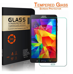 Mobile Accessories 0.3mm Thickness Tempered Glass 3d full cover Screen Protector For Samsung Galaxy Tab Pro/T320/T321/T325