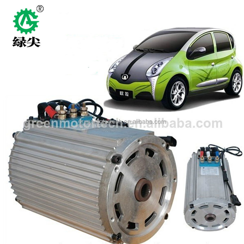 selling 72v 6kw electric car hub motor 5kw driving kit