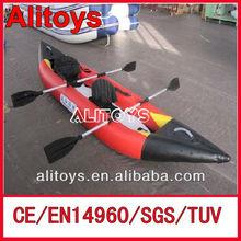 inflables usados de carreras carreras de kayak inflable barco para la venta