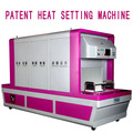 de poupança de energia de calor vácuo configuração da sapata que faz a máquina