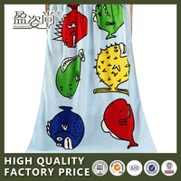 cheap wholesale hand towels children cotton towel cute cartoon terry towel