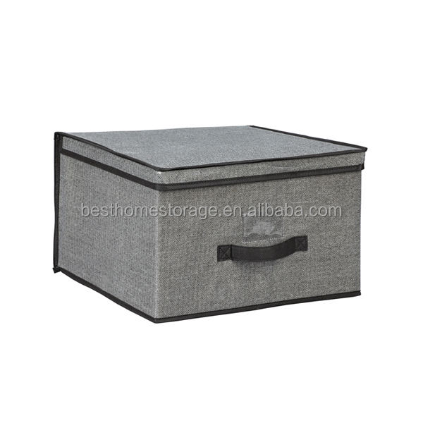 office storage containers with handles