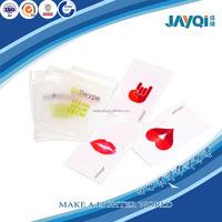 custom lens cleaning cloth / microfiber screen cleaner