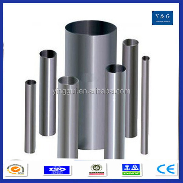 Product Aluminium Alloys : T aluminium alloy tube pipe factory price buy