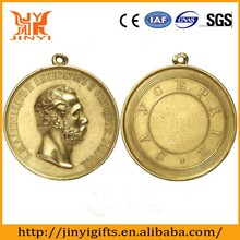 Wholesale metal material low price make your own medal