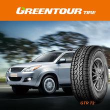 Mud terrain GTR T2 radial light truck tire