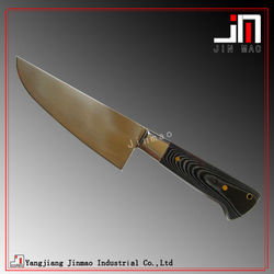 Micarta Handle Kitchen Meat Chopping Knife