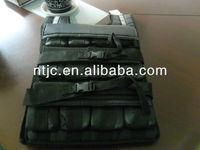 adjustable neoprene/nylon training weight vest