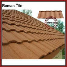 Housing decoration aluminum sheet price stone coated metal roofing