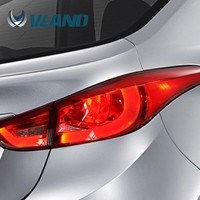 CE CCC ISO9001 China car lamp wholesaler tail light for hyundai elantra custom tail lights