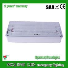 Ip54 símbolo caja nippo recargable shenzhen luz de emergencia