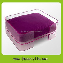 Plastic poultry equipment acrylic bed/pet accessories wholesale chin... acrylic bed