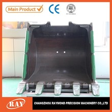 Manufacturer of Metal bucket, excavator attachment or spare parts