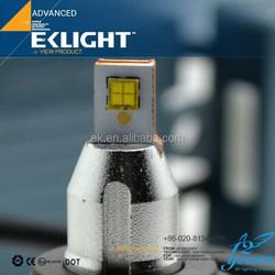 2015 EKLIGHT Canbus motorcycle bullet led headlight