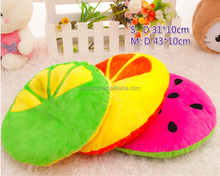 Wholesale Dog bed Soft Plush with PP cotton for Fruit color
