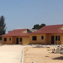 Real estate prefabricated light steel villa