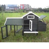 Wooden Chicken Cage CC027