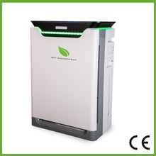 Hot air purifier hepa with Humidifying function