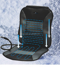 driver cooling cushion