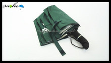 Attractive Nice Auto 3 Folding Umbrella