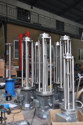 Stainless steel chemical industrail bitumen emulsion machine