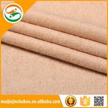 100 poliéster tecido de camurça camurça sintética tecido faux suede tecido
