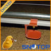 Best automatic poultry nipple drinker for chicken and broiler