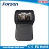 touch screen car Headrest monitor DVD with Multi-media Displayer,sony DVD USB SD IR FM