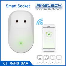 110V 220V 230V 240V EU UK US AU App Controlled Home Automation Smart WiFi Socket