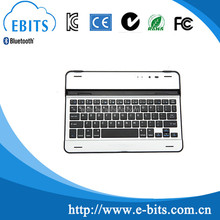 High quality leather tablet keyboard case wireless bluetooth keyboard for ipad air