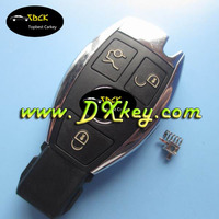 New Style 3 button remote key shell for E-class mercedes key shell
