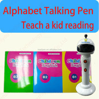 Funtional Talking pen Children intelligence learning machine Chinese manufacturers