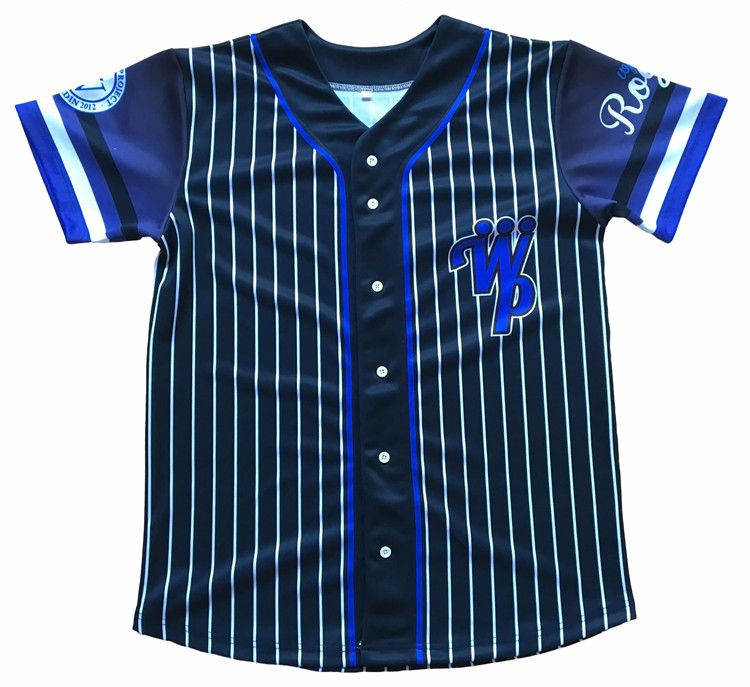 sewing pattern baseball jersey