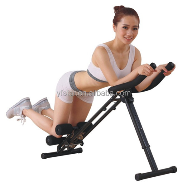 Easy Home Exercise Equipment: Home Gym Fitness Easy Glider Exercise Equipment Xk-001a