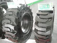 JPZ brand china tyre top china brand bobcat skid steer tyre soft muddy road 10-16.5 12-16.5
