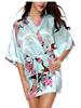 Best Feedback personalized coral fleece bathrobe