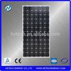 china solar panels Monocrystalline 200watt photovoltaic cells cheap pv module