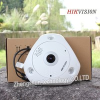 HIKVISION 6MP Fisheye Camera 360 degree view angle DS-2CD6362F-IS