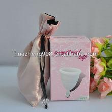 venta al por mayor productos de higiene femenina de la señora de la copa menstrual