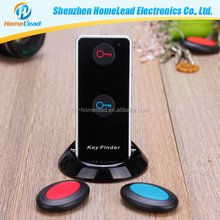 Wireless Remote Control Key Finder Anti-Lost Alarm Keychain RF Key Finder, Keychain Key Finder With 2 Receivers