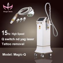 Beauty salon preferred!!! Q switched nd yag laser/nd:yag laser/yag laser tattoo removal machine