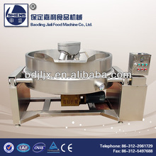 Gas heating beef cooking kettle